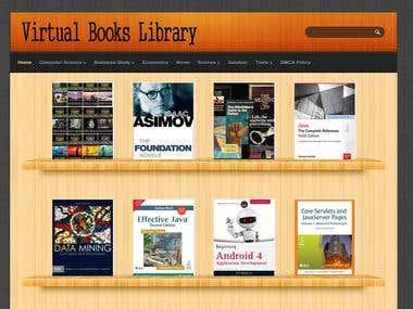Virtual Books Library [www.vblibrary.net]