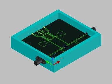 2D/3D CAD drawings