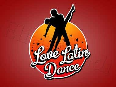 Love Latin Dance Logo