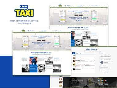 TaxiChat. Web site.