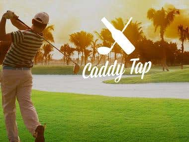 Caddytap Golfer Cource System
