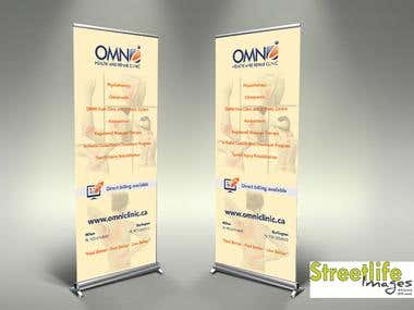 Pop-up / Pull-up banners