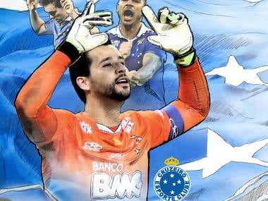 Cruzeiro champion soccer