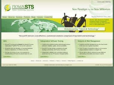 novusSTS.com