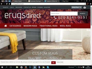 Erugsdirect webshop