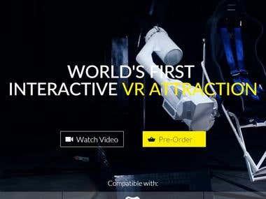 VR attraction