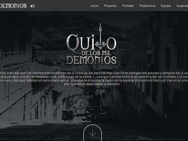 Quito de los mil demonios