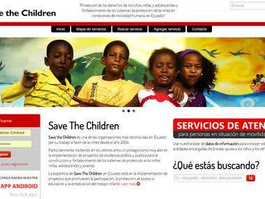 Save The Children (Ecuador)