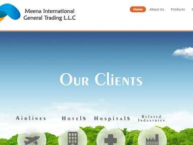 Meena International Dubai