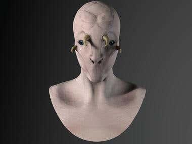 Oracle (3D Sculpt)