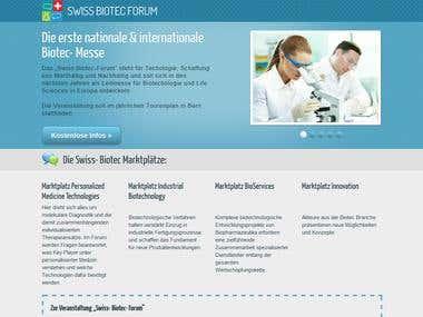 Webdesign & Webdevelopment