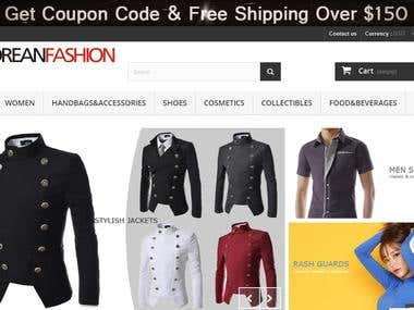 Prestashop  Website Design  eCommerce  Shopping Carts