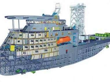 shipbuilding scantling