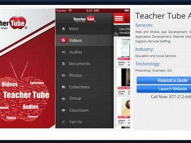 www.TeacherTube.com