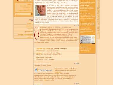 Bilingual Website