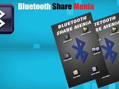 Bluetooth Share Mania iOS App