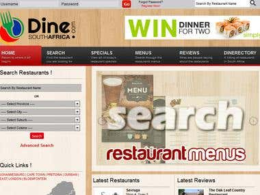 http://www.dinesouthafrica.com/