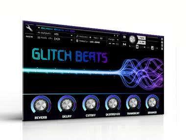 Glitch Beats GUI 2