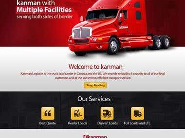 Kanman - Homepage