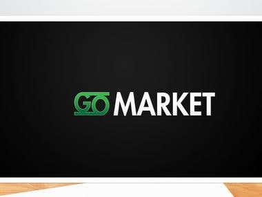 logo for (gomarket)