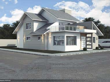 Project Nao-Me-Toque`s House