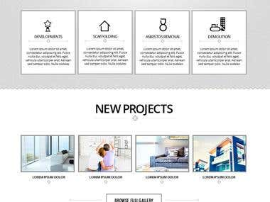 K and M Developements - Homepage