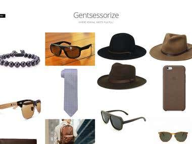 Gentsessorize - Male Fashion Accessories Website