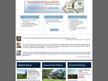 Home Selling/Wordpress Thesis Theme