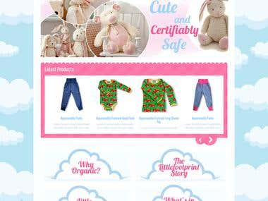 Little Footprint Baby Boutique
