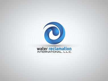 Water reclamation logo
