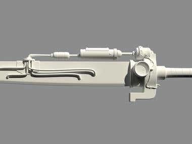 Steampunk Sword