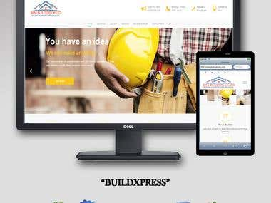 Beni Builder Uk Ltd. || Website Development