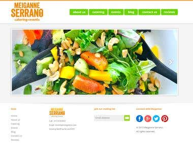 Restuarant Website