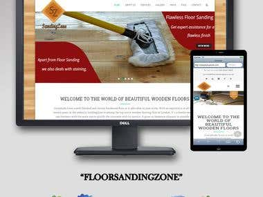 Floor Standing Zone || WordPress Development