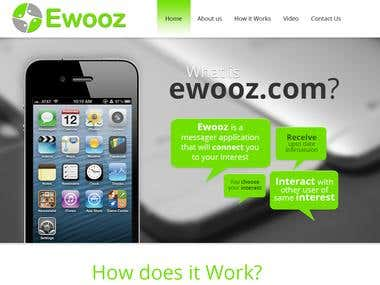 Social Net Working Application