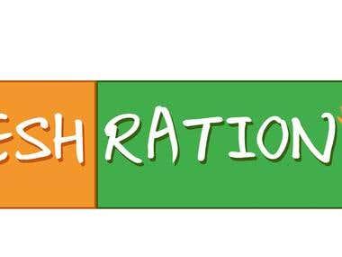 Logo Design for Online Grocery E-Commerce