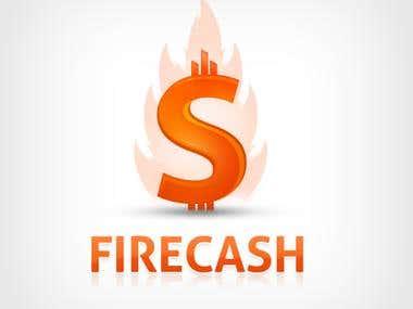 Fire Cash Logo