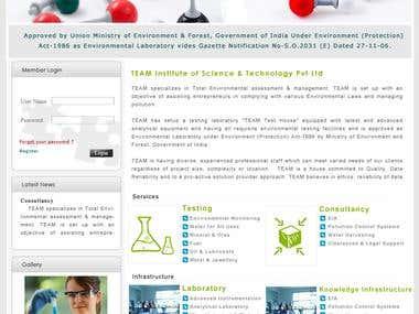 Chemistry Laboratory System
