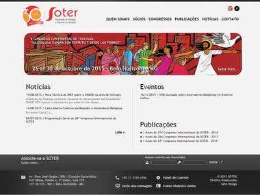 SOTER - Sociedade de Teologia e Ciências da Religião