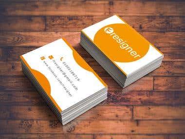 Fresigner Business Card