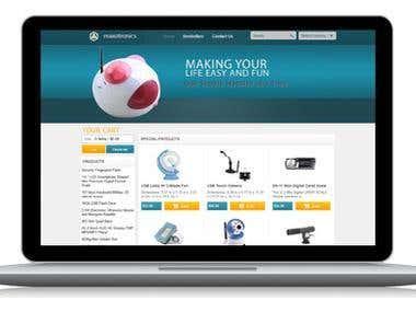 Maxotronics eCommerce
