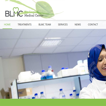 Multilingual Web Development for BLMC