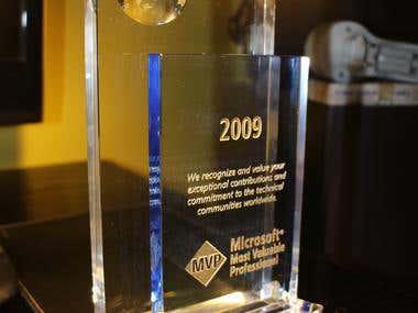 MVP Award (2009)