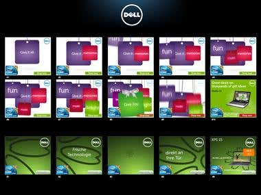 Dell Banners