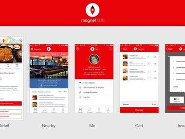 Magnet App