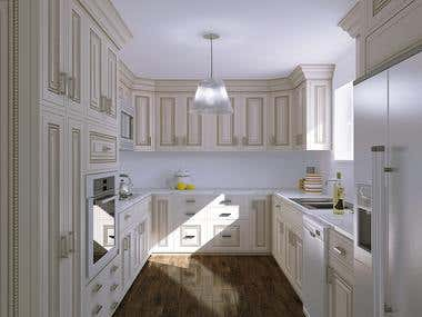 3D Kitchen USA