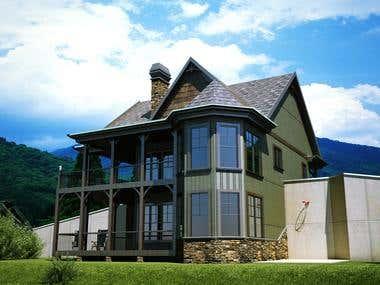 3D House USA