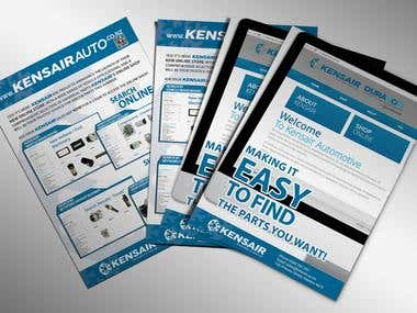 Flyer & Brochure 2