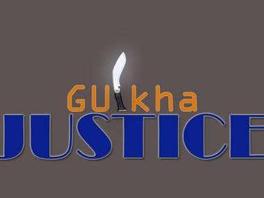 Logo for Gurkha Justice