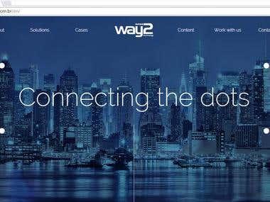 Website translation for software development company